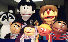Police Puppets